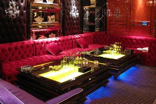 mẫu ghế sofa phòng hát karaoke